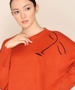 jersey-cara-bordada-naranja
